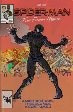 Spider-Man Far From Home: Secret Wars by YasSmash on DeviantArt