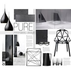 A home decor collage from March 2014