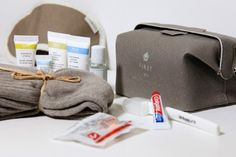 Spotted: frequent flyer with oodles of style. We talk of the airline amenity kit! Yes, these little rascals are quite the loaders in charm (and charismatic cosmetics) and have taken luxury travelers' attention by storm! In this post suited most to airline amenity aficionados (or boarders of the fi...