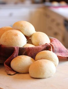 Homemade Sandwich Rolls