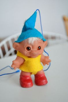 1000+ images about Vintage Troll Doll Love on Pinterest | Glasses ...