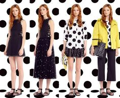 RED Valentino Spring/Summer 2015 Collection - New York Fashion Week
