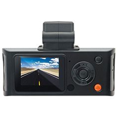 Cobra CDR 840 Drive HD Dash Cam Camera GPS 8GB Memory 1080p Collision Detection -- For more information, visit image link. (This is an affiliate link) #DashCamGPS