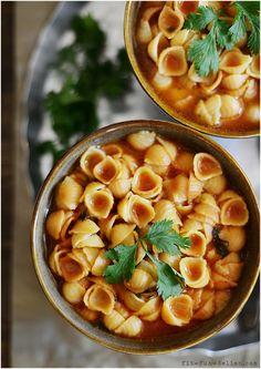 Sopa (Mexican Soup) l by fit, fun & delish!