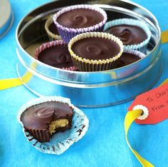 Recipe: Homemade Peanut Butter Cups - Recipelink.com