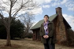 Sweet Briar researcher documents slave history