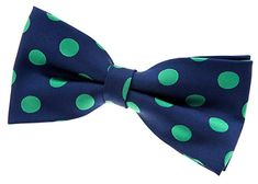 "Retreez Classy Vintage Polka Dots Woven Microfiber Pre-tied Bow Tie (5"") - Brown with Navy Blue Dots at Amazon Men's Clothing store: Blue Dots, Polka Dots, Navy Blue, Fashion Brands, Nerd, Classy, Bows, Tie, Amazon"