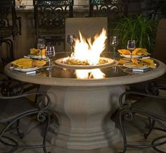fire pit table buying guide