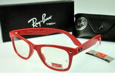 Nice red frames!