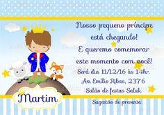 Lollita Cereja: Festa personalizada Pequeno Príncipe