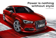 Audi S3 / Transportation / Uwe Duettmann