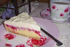 Hot love - cheesecake - Kuchen, Muffins und Co - Paleo Dessert, Fast Dessert Recipes, Fast Dinner Recipes, Cheesecake Recipes, Delicious Vegan Recipes, Yummy Food, Raw Brownies, Vegan Fast Food, Layered Desserts