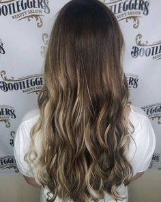 Balayage   #bootleggersbeautysalon #getyourshineon #burlingtonncsalon #salonburlingtonnc #highlights #lowlights #beautifulhair #blonde #comeseeus #joicosalon #hairprofessionals #haircoloringideas   #balayage