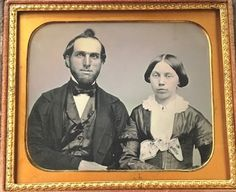 RARE HORIZONTAL YOUNG COUPLE HUSBAND WIFE ID'd 1/6 CASE DAGUERREOTYPE PHOTO D146 | Collectibles, Photographic Images, Vintage & Antique (Pre-1940) | eBay!