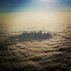 Chicago from 30k ft