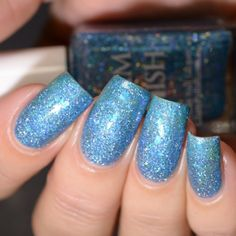 Glam Polish Iconic Chicago Polish Con Exclusives Flakie on the Lakie