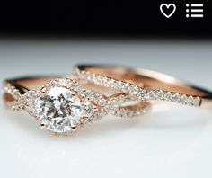 Show me your rose gold rings! - Weddingbee   Page 3