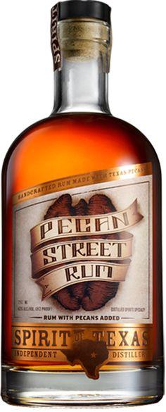 Spirit of Texas Distillery - Pecan Street Rum