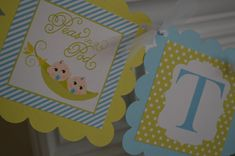 Completely handmade with two layers of high quality cardstock, tulle, and ribbon. This banner is entirely customizable by you. Each of the