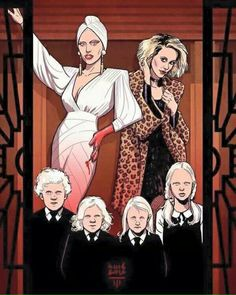 The Countess & Hypodermic Sally