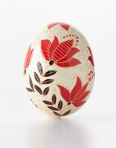 I never found Easter eggs that looked like this...