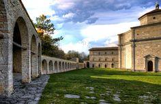 Santuario di Macereto (MC) by giuseppepeppoloni. @go4fotos