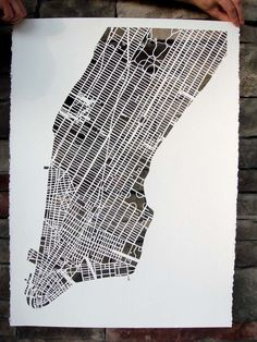 check out these paper cut maps by StudioKMO on Etsy. kind of interesting