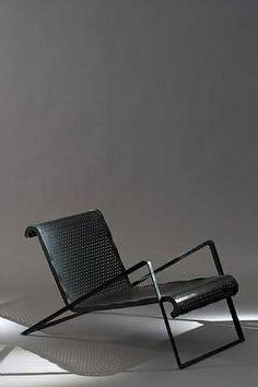 Jean Royère, metal  armchair 1937
