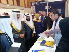 PITMAN TRAINING STAND AT THE 5th HRD Conference & Exhibition on Challenges of Job Localization in GCC