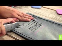DIY: Cómo hacer tus propios jeans rotos - Imagen 14