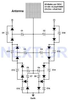 A free energy collector circuit helps to convert surrounding radio frequency waves to electric power and can provide 40 watts to 10 watts indefinitely. The Circuit Concept An option to […]