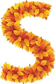David Zinn, Stylish Alphabets, S Alphabet, Butterfly Art, Lettering Design, Autumn Leaves, Art Drawings, Calendar, Clip Art