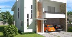 Este sobrado contemporâneo possui ambientes amplos e integrados, garagem para dois carros e uma agradável área de lazer com varanda gourmet e churrasq...
