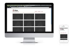 Alps - Responsive HTML Template ~~ Swiss design is all about minimalism and simplicity, so with that in mind we created a fully customizable, responsive HTML portfolio template.    Features:  - 3 Page Templates (Home, Project Page, About Me)  - Minimalistic design  - Clean typography  - Responsiv…