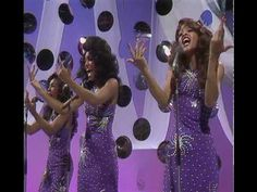 The Three Degrees Live (1975) Greatest Hits Medley — The Les Dawson Show (UK)