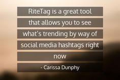15 Top Tools for Saving Time on Social Media Marketing - feat. RiteTag - @CaffeineKeybord rite.ly/jZJf