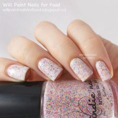 Will Paint Nails for Food: Jindie Nails Summer Chic Collection, Swatches and Review