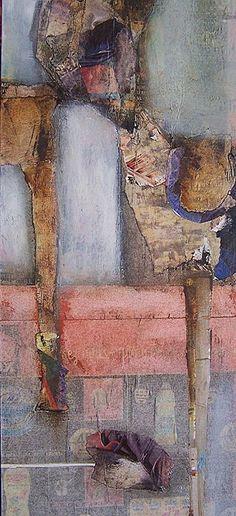 Pixot et la couleuvre -collage
