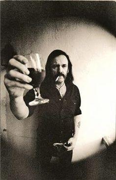 "Ian Fraser ""Lemmy"" Kilmister (Motörhead) 24.12.1945 - 28.12.2015"