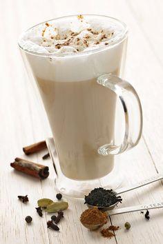 Homemade Vanilla Chai Tea