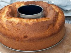 Five Flavor Pound Cake recipe - a fun variation of a classic dessert!