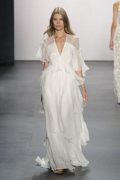 Erin Fetherston at New York Fashion Week Spring 2016 Fashion Now, Runway Fashion, High Fashion, Fashion 2016, Fashion Wear, Luxury Fashion, Beautiful Gowns, Beautiful Outfits, Beautiful Clothes