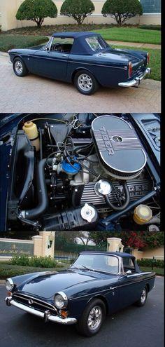 Sunbeam Tiger 260 Ford motor