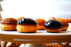 The Oven Addict: Bouchon Bakery Cream Puffs