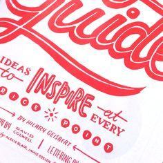 Gorgeous typography work by Jill DeHann: http://jilldehaanart.prosite.com/9535/2150074/portfolio/baltimore-magazine-gift-guide
