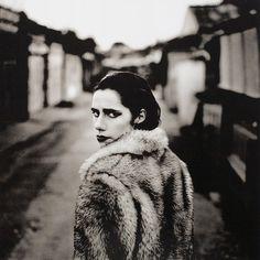PJ Harvey by Anton Corbijn.