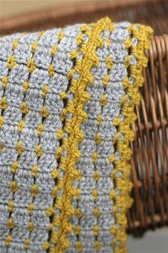 Learning The Craft Of Crochet Stitches – Love Crochet & Knitting Modern Crochet Blanket, Baby Afghan Crochet, Crochet Cushions, Manta Crochet, Crochet Granny, Crochet Blanket Patterns, Baby Afghan Patterns, Diy Crafts Crochet, Crochet Home