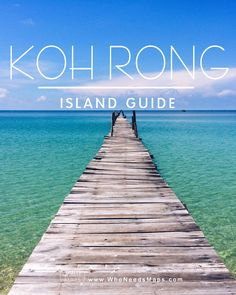 Check out our list of awesome things to do in Koh Rong, Cambodia! Amazing beaches, parties, barbecues and hikes on this amazing little island!