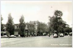 rotterdam - oud-charlois - corner wolphaertsbocht - boergoensestraat, the drugstore is still there (as a museum)