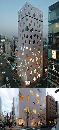 A fascinante arquitetura japonesa moderna
